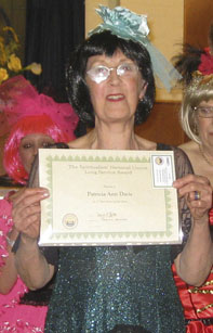 Croydon award