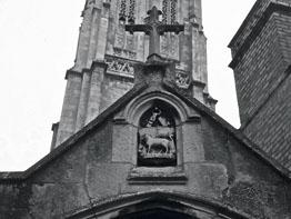 Temple Church-Avon
