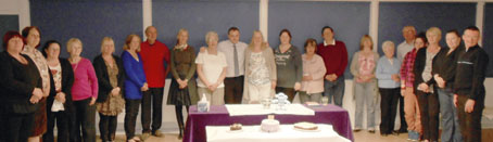 Woolston Church group